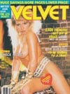 velvet porn magazine 1991 back issues hot xxx action swingers lesbians girl on girl sex pictorials n Magazine Back Copies Magizines Mags