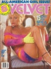 velvet magazine 1991 back issues super sexy foxy femmes xxx pictorials wet snatch shots long legs ti Magazine Back Copies Magizines Mags