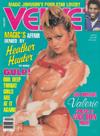 Heather Hunter Velvet March 1992 magazine pictorial