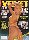 Racquel Darrian Velvet August 1994 magazine pictorial