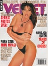 Racquel Darrian magazine cover Appearances Velvet May 1995