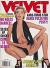 Velvet July 1995 magazine back issue