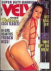 Velvet December 1995 magazine back issue