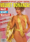 velvet bonanza magazine back issues 1989 wet wild wanton action pixxx explicit photos kinky couples  Magazine Back Copies Magizines Mags