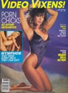 Ginger Allen Velvet Bonanza November 1991 - Video Vixens magazine pictorial