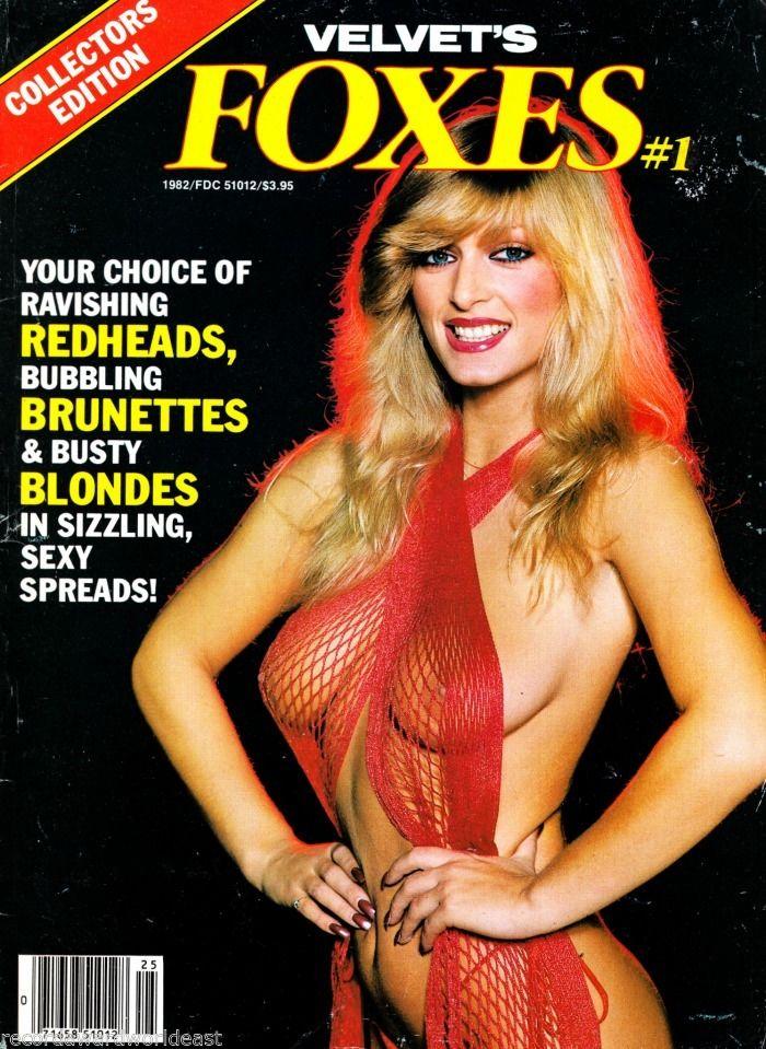 Velvet Foxes # 1 thumbnail