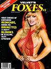 Velvet Foxes # 1 magazine back issue