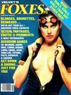 Velvet Foxes # 5 magazine back issue