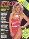 Velvet Foxes # 6 magazine back issue