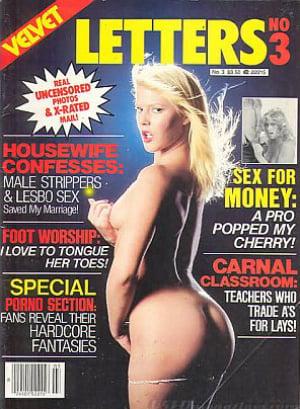 Velvet Letters # 3 thumbnail