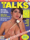 Annie Sprinkle Velvet Talks September 1983 magazine pictorial