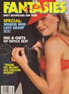 Velvet Spotlights # 7, March 1987 - X-Rated Fantasies magazine back issue