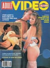 Velvet Talks Special December 1990 - Adult Video Action magazine back issue