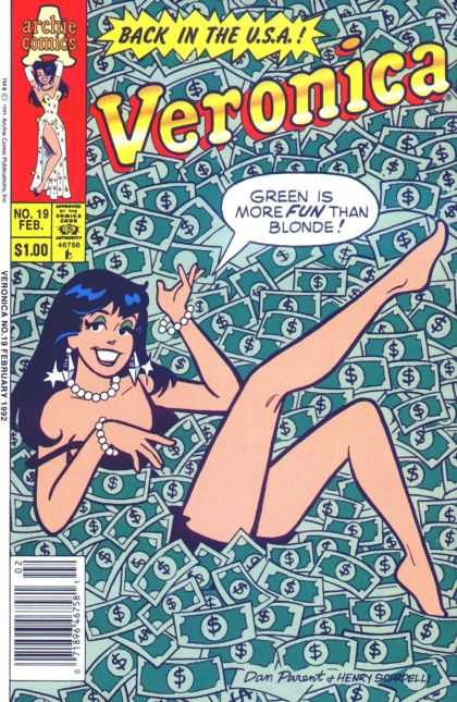 Veronica A1 Comix Comic Book Database
