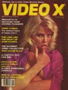 Video X November 1981 magazine back issue