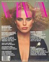 Viva January 1977 magazine back issue