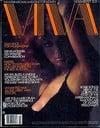 Viva November 1977 magazine back issue cover image
