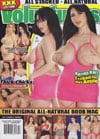 voluptuous magazine 2010 issues all stacked all natural karina hart covergirl huge tits curvy sexxxy Magazine Back Copies Magizines Mags
