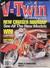 V-Twin March 2003 magazine back issue