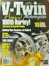 V-Twin December 2003 magazine back issue