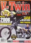 V-Twin January 2006 magazine back issue
