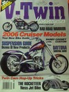 V-Twin March 2006 magazine back issue