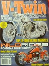 V-Twin April 2006 magazine back issue