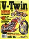 V-Twin July 2006 magazine back issue