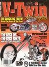 V-Twin September 2006 magazine back issue