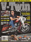 V-Twin # 117 - January 2011 magazine back issue cover image