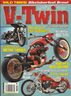 V-Twin # 118 - February 2011 magazine back issue cover image