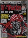 V-Twin December 2011 magazine back issue