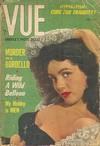 Vue February 1954 magazine back issue