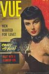 Vue April 1954 magazine back issue