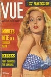 Vue July 1954 magazine back issue