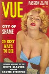 Vue December 1954 magazine back issue