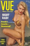 Vue May 1955 magazine back issue