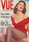 Vue July 1955 magazine back issue