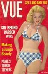 Vue January 1956 magazine back issue