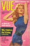 Vue March 1956 magazine back issue