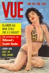 Vue May 1958 magazine back issue