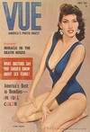 Vue July 1958 magazine back issue