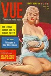 Vue September 1958 magazine back issue