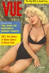 Vue May 1959 magazine back issue