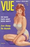 Vue July 1961 magazine back issue