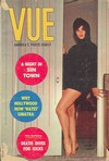 Vue March 1962 magazine back issue