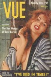 Vue July 1962 magazine back issue