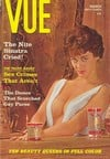 Vue March 1965 magazine back issue