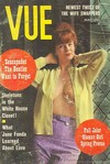 Vue May 1965 magazine back issue