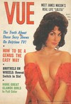 Vue May 1966 magazine back issue